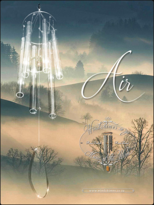 Air wind chime - Windchimes.co.za