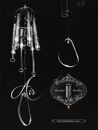 Air wind chime - Windchimes.co.za