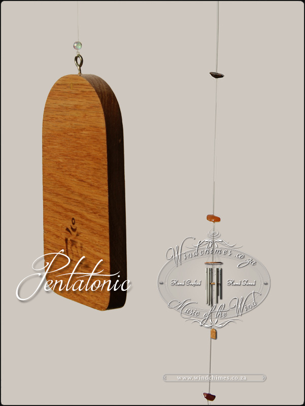 Pentatonic wind chime - Windchimes.co.za