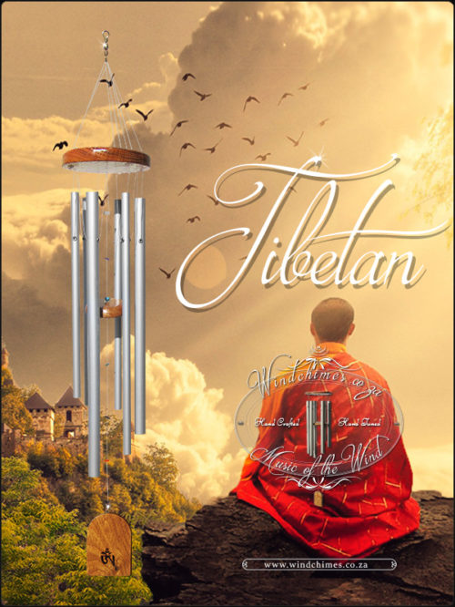 Tibetan wind chime - Windchimes.co.za