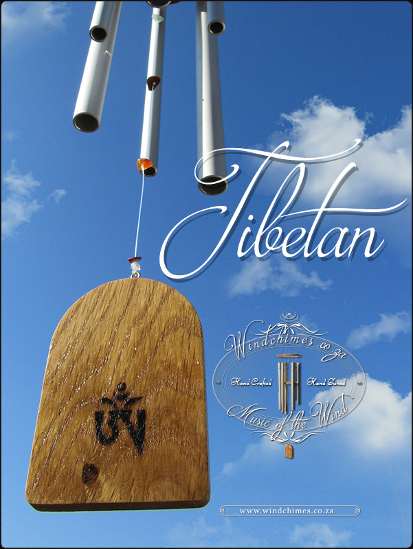 Tibetan wind chime - Windchimes.co.za