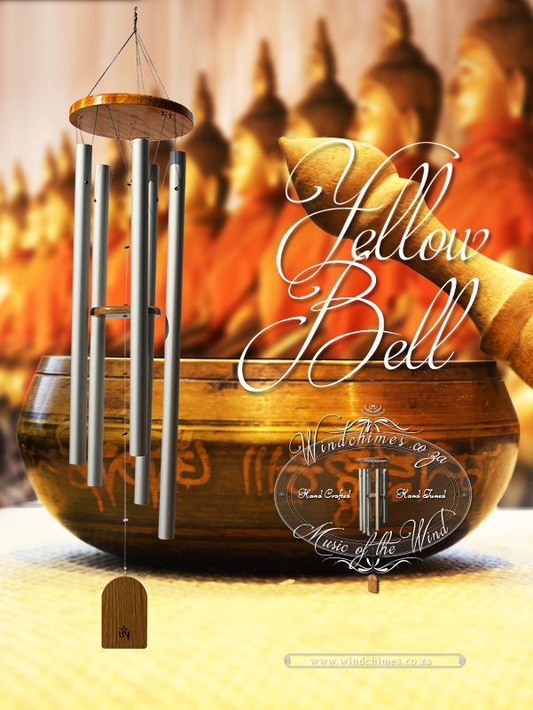 Yello Bell wind chime